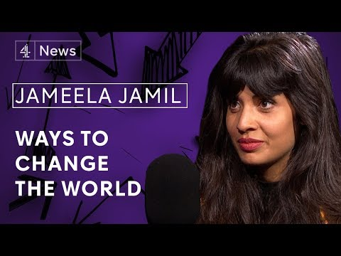 Jameela Jamil on banning airbrushing, the Kardashians and her traumatic teens