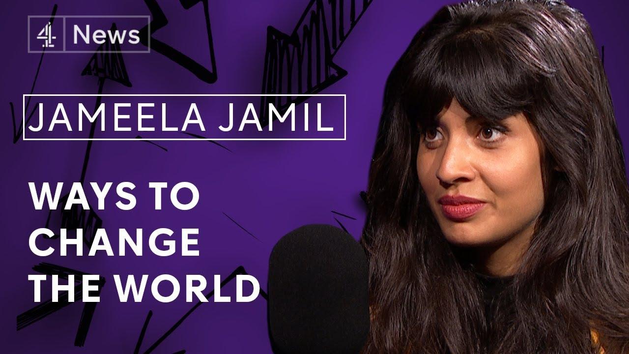 Jameela Jamil on banning airbrushing, the Kardashians and her traumatic  teens