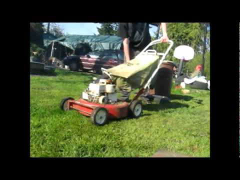 Briggs Stratton Com >> 15 year old cold start old start snapper hi-vac - YouTube