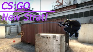 CS:GO - New Clutch Strat 2015! (The fake is real)