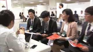 福岡TNCスーパーニュース 韓国の若者たちが日本で就職活動奮闘中