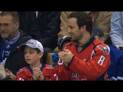 Овечкин забивает 650-ю шайбу в карьере НХЛ...