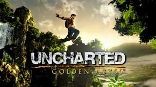 PSvita Uncharted Golden Abyss Gameplay En Españo # 2