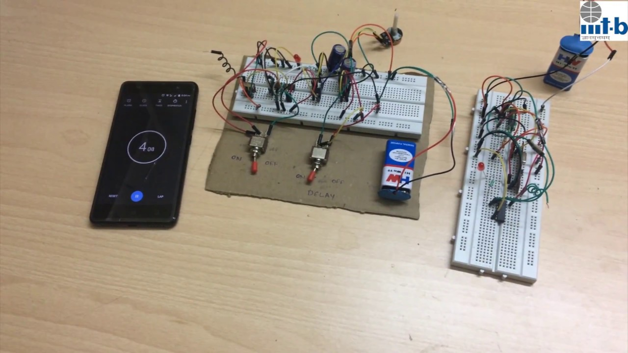 Electronics Devices And Circuits Project 2018
