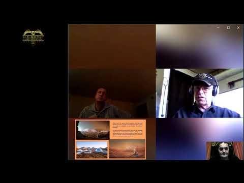 In Memory  William White Crow das Interview - Das Geheime Weltraumprogramm  [ German/ Englisch]