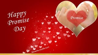 #Happy Promise Day 2019 Tranding  Video |🌹🌹New Valentine Day Whatsapp Status Video 💖💝