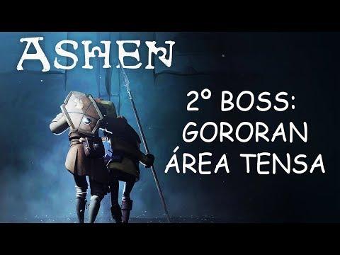 ASHEN #5 - SEGUNDO CHEFÃO GARORAN, CONTROLADOR DE CAVEIRINHA thumbnail