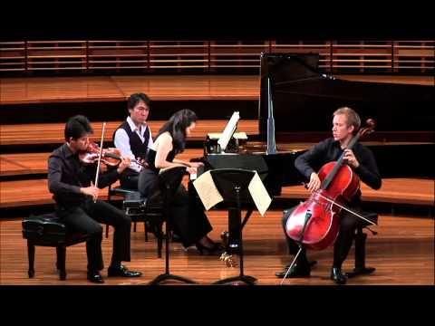 Piano Trio No. 3 in G minor, Op. 110 - R. Schumann (1810-1856)