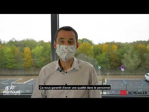 Les témoignages Partnaire - Jérôme Frain de l'entreprise Schenker