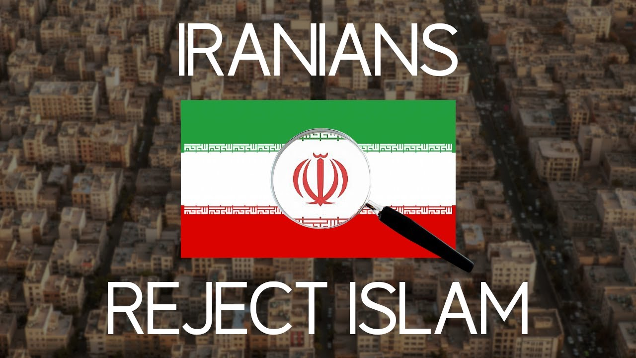 Shocking Study: Iranians Are Leaving Islam