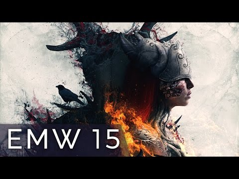 1 HOUR | Epic & Powerful Music: The Fiery Vessel • EMW - Vol. 15 • GRV MegaMix
