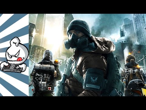 THE DIVISION - Ubisoft PR Event Berlin - Game PREVIEW TEST - Spiele Kritik | #DaveZockt