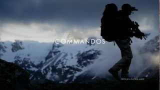 Special Operation Forces Mountain Warfare with Navy Seals and SAS