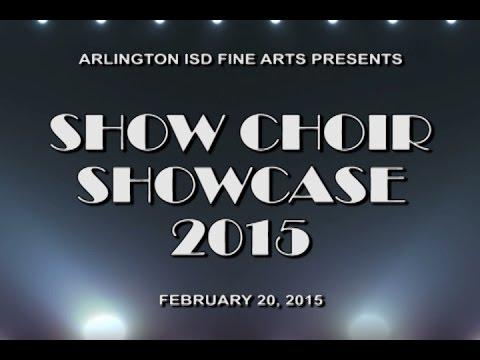 2015 Show Choir Showcase