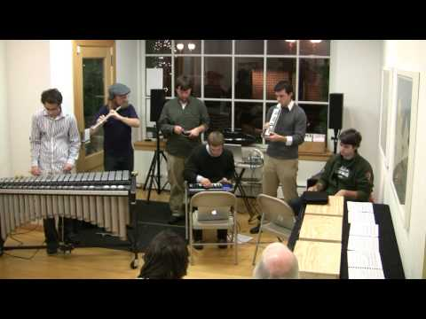 Dartmouth Contemporary Music Lab: focus by Seth Cluett