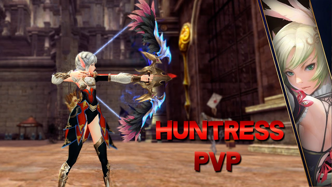 huntress of soul