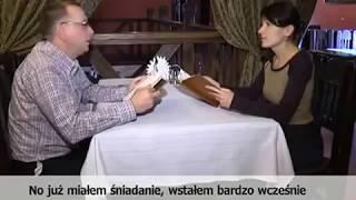 Уроки польского В ресторане