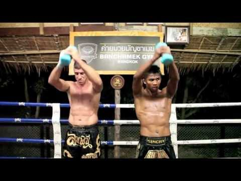 How to get a six pack (Muay Thai motivation)