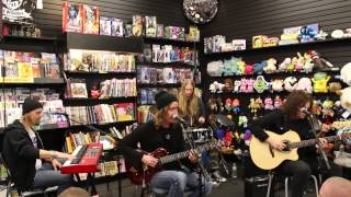 Opeth - Credence - Newbury Comics - Leominster, MA - April 20th 2013 - Record Store Day 1080P HD