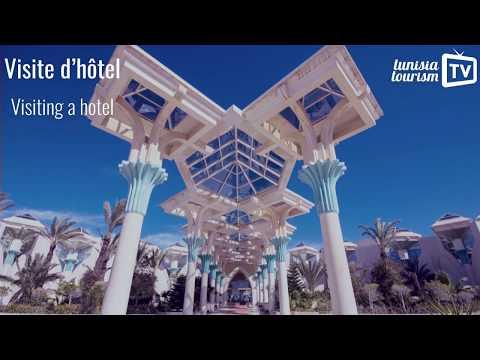 L'hôtel Hasdrubal Prestige Djerba