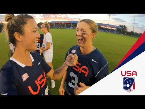 Team USA Presidents Cup Vlog