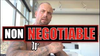 Non-Negotiable | GP Wes Watson