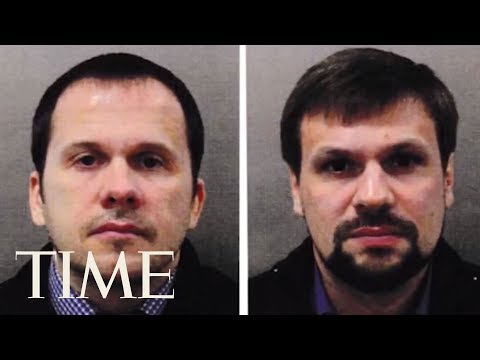 2 Russian Nationals Charged In Salisbury Nerve Agent Poisoning | TIME