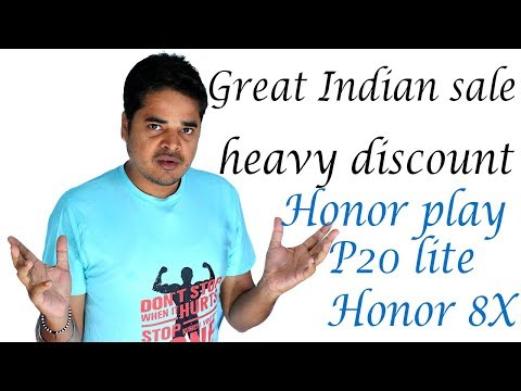 Great Indian amazon sale 2019 | Buying Honor Play in 2019 is it worth the Price