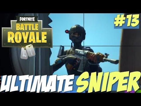 Fortnite Battle Royale - KILLS OF THE WEEK ULTIMATE SNIPER #13