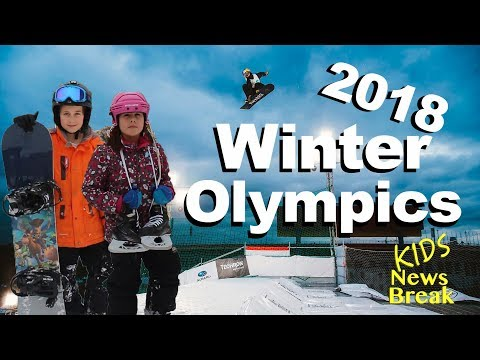The 2018 Winter Olympics are here!  Facts about the Olympics Games.
