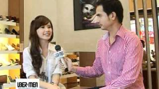Phong cach tre  sao hot girl MiDu