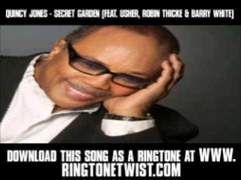 Quincy Jones Secret Garden Feat Usher Robin Barry White New Video Lyrics Download