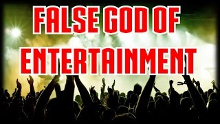 THE GOD OF ENTERTAINMENT!!