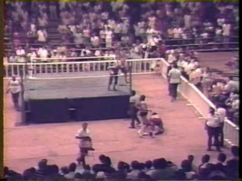 WWC: The Youngbloods vs. Sheepherders 1985