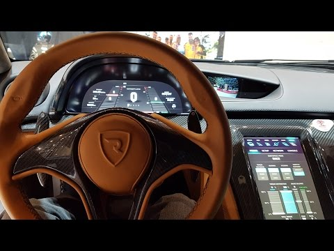 Why Rimac Concept_One has the best technology