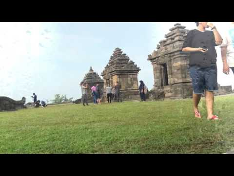 Time lapse at Ijo Temple