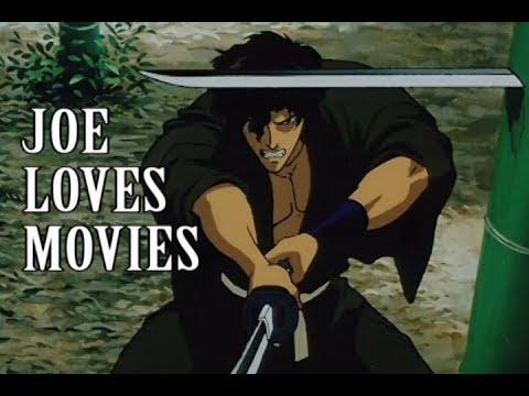 Ninja Scroll 1993 Joe Loves Movies Youtube