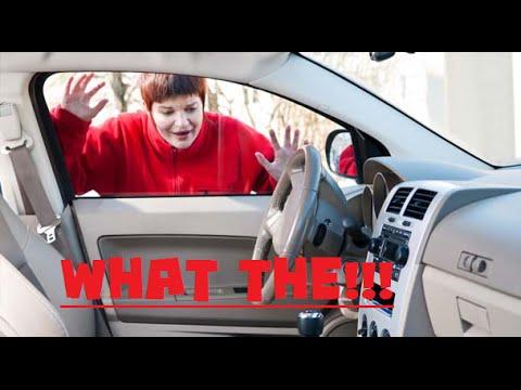 Why did Smart KEY FOB get LOCKED Inside Car (Toyota Ford Nissan Dodge Hyundai Kia GM Honda Civic Van