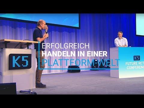 """""""Erfolgreich handeln in einer Plattform-Welt"""" // Florian Heinemann // K5 Konferenz 2017"""