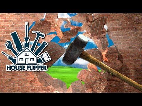 Sledgehammer Demolition! | House Flipper | EP2