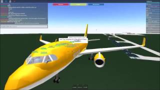 Scoot A318 Maiden Flugkatastrophe! € Roblox