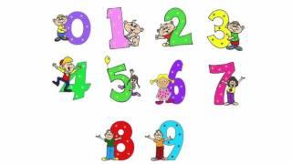 Урок 32 Математика 1 клас. ЧИСЛА І ЦИФРИ. ОДНОЦИФРОВІ ЧИСЛА