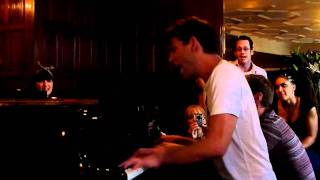 Mika - Love Today @ Magic Points secret gig in London 22.1.2011 (HD)
