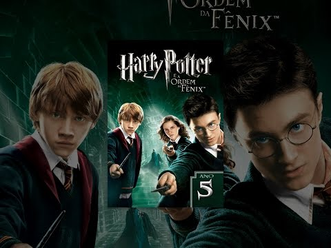 Harry Potter e a Ordem da Fênix (Legendado) Mp3