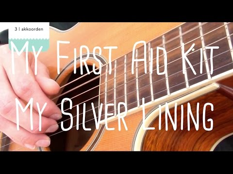 How to play My Silver Lining First Aid Kit | Guitar Lesson & Songsheet