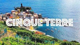 Cinque Terre Villages in Italy Virtual Tour Summer 2018