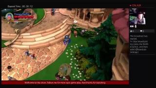 Fat Princess Ps4 4k game play