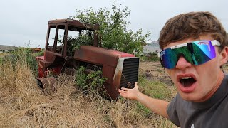 Cleaning Up A JUNK YARD | Part 1