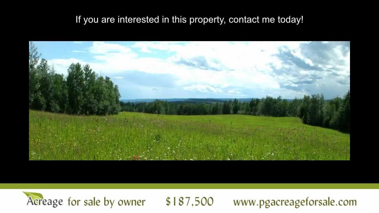 Acreage For Sale By Owner >> Prince George Bc Acreage For Sale By Owner Reduced Price 187 500