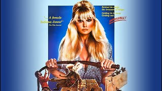 DER TEMPEL DES BLUTIGEN GOLDES - Trailer (1984, Deutsch/German)